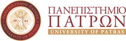 Λογότυπο Πανεπιστήμιο Πατρών